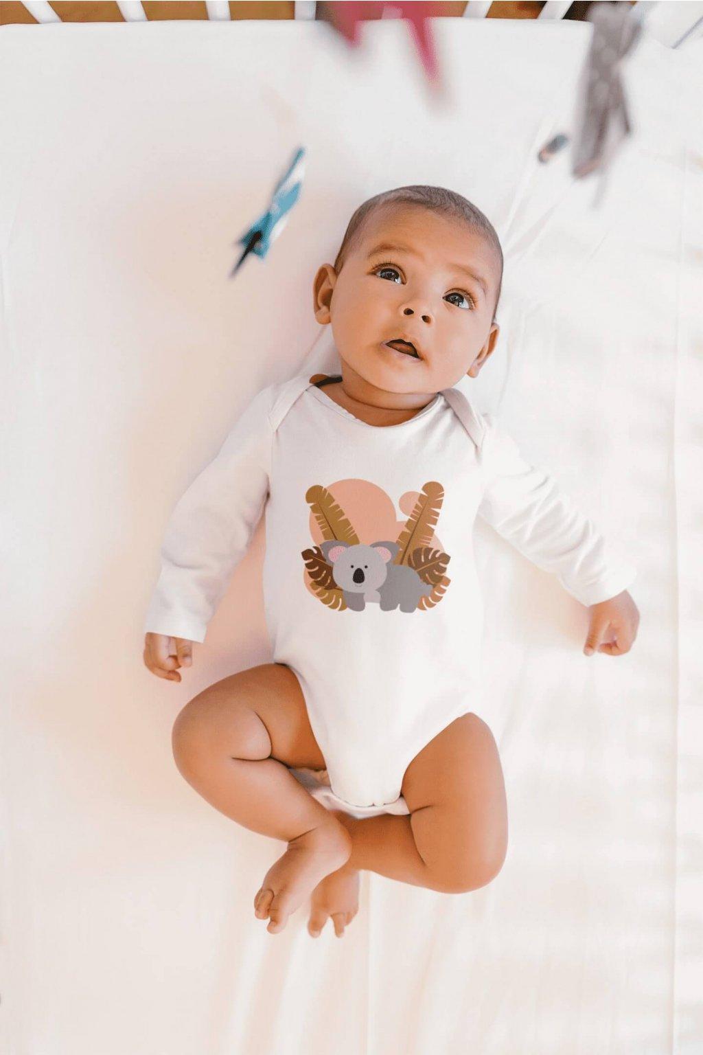 Dojčenské body Koala