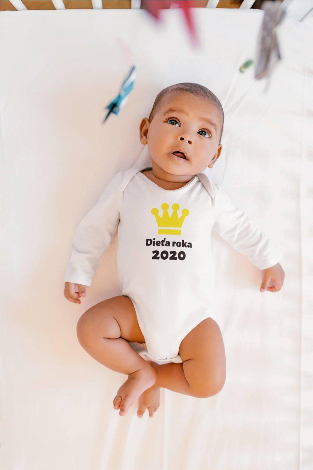 Dojčenské body Dieťa roka 2020