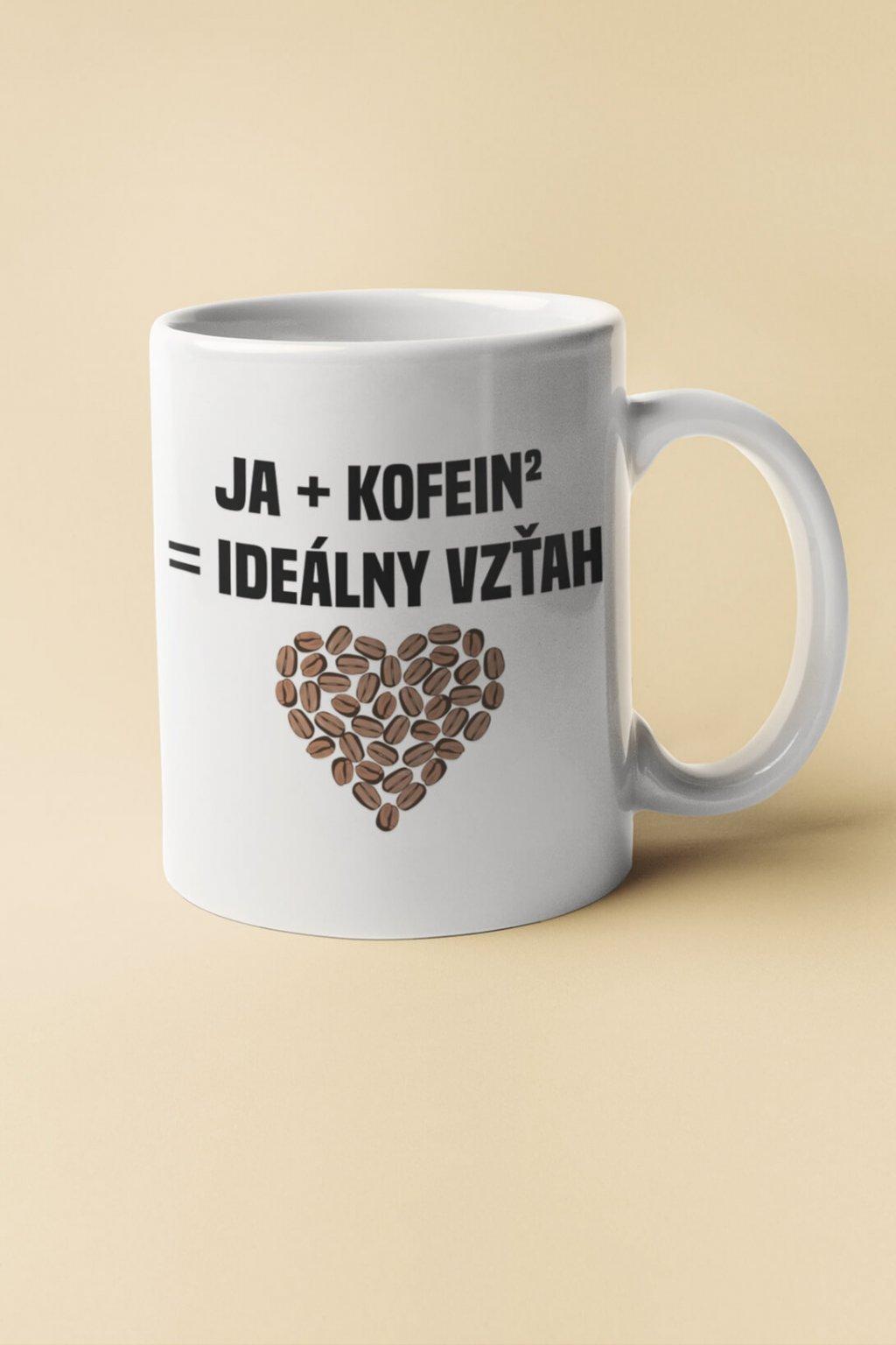 Šálka ja a kofeín