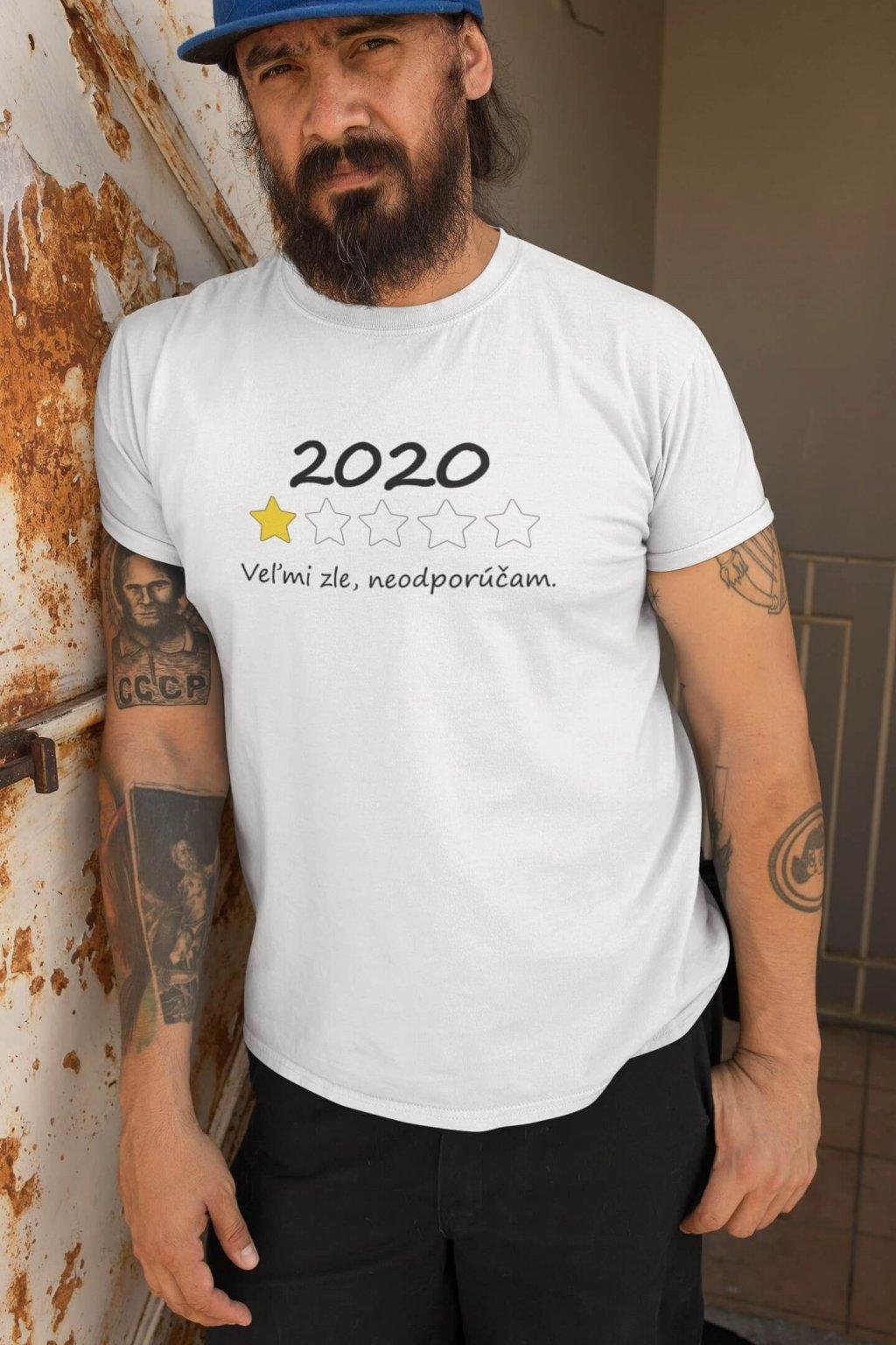 Pánske tričko 2020