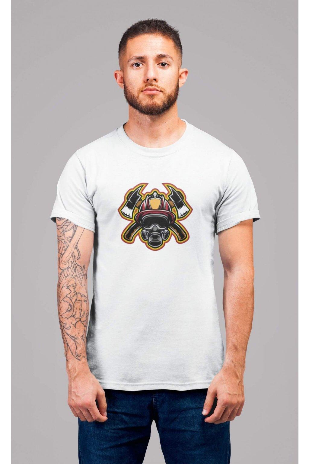 Tričko hasič