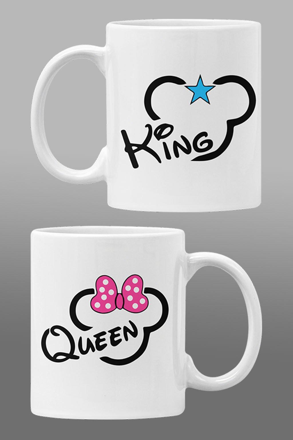 Šálky pre zaľúbených King Queen, Mickey
