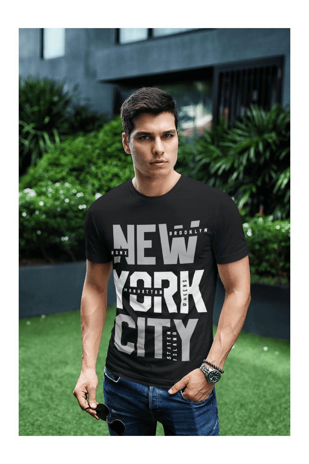 Pánske tričko New York City