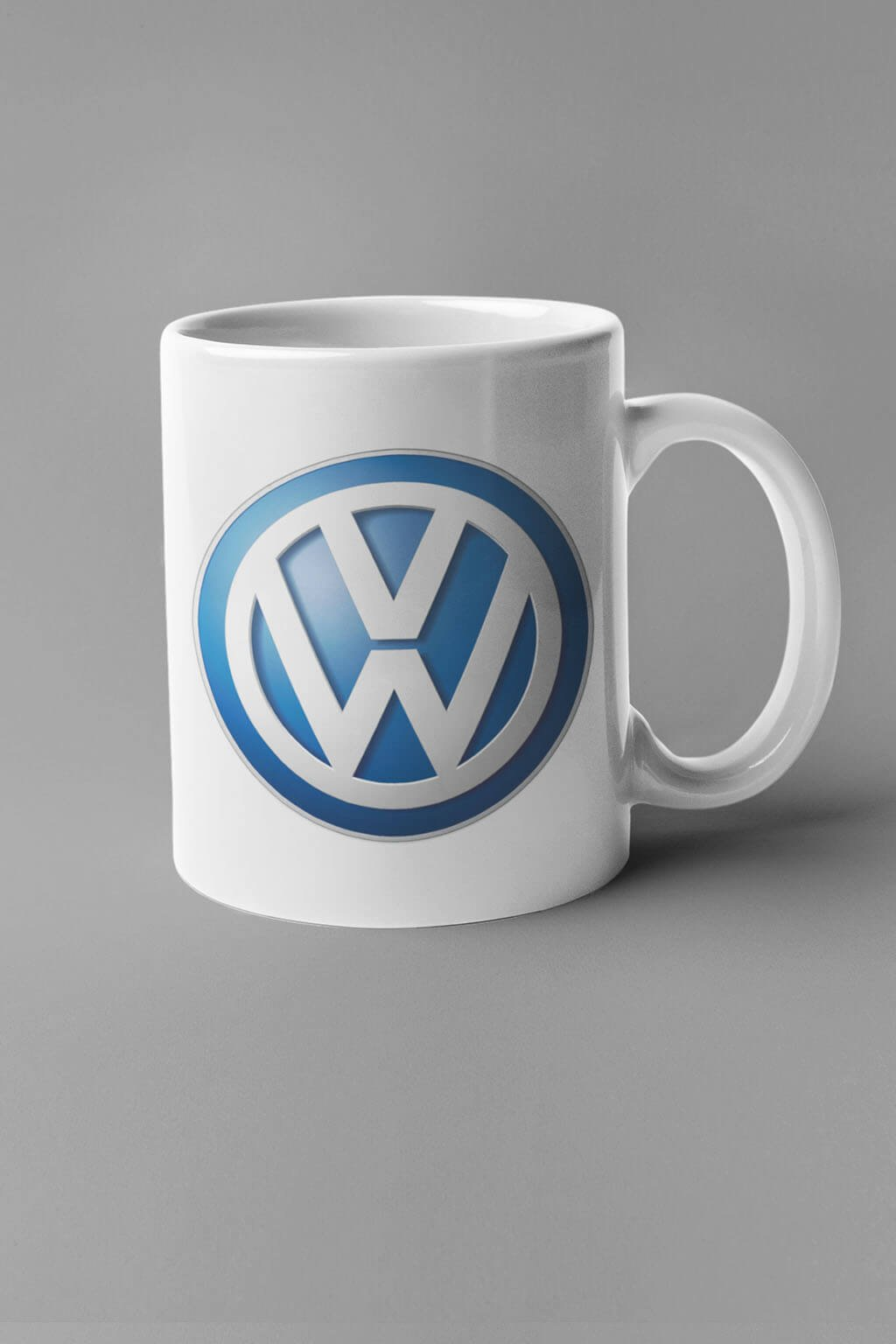 Šálka s logom auta Volkswagen