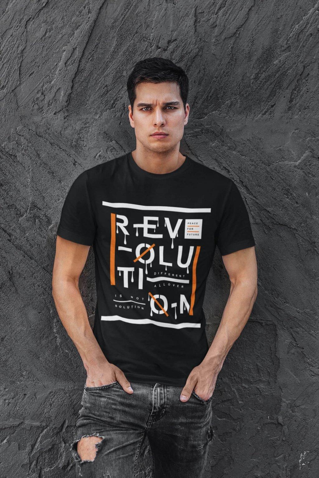 Pánske tričko REVOLUTION