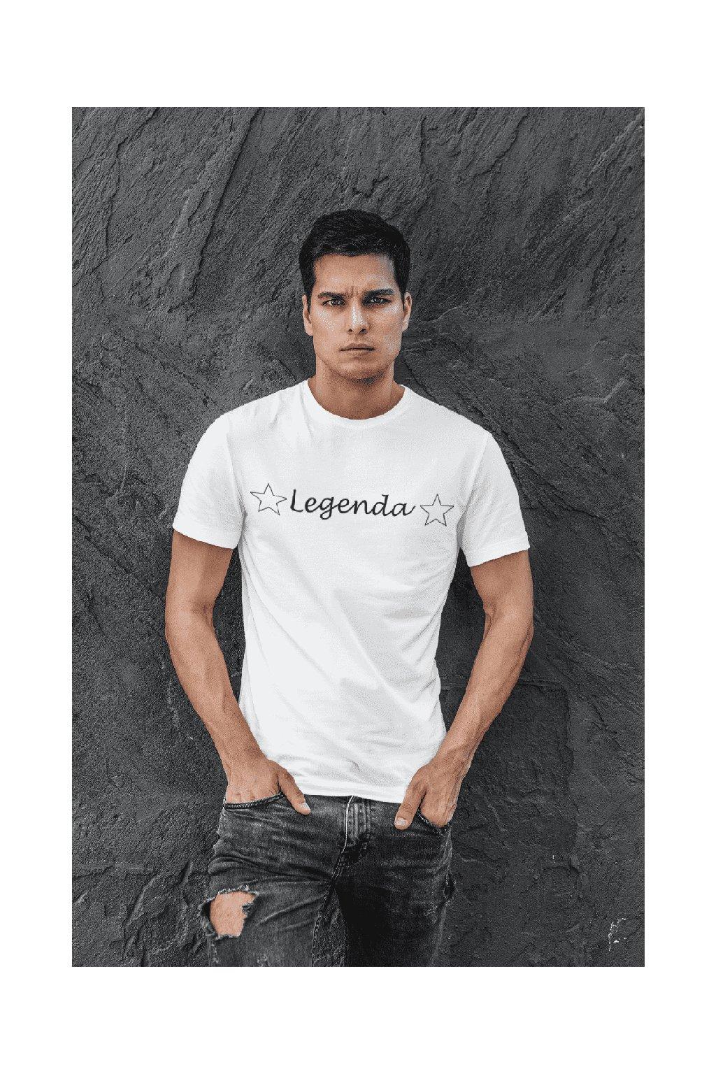 Pánske tričko LEGENDA