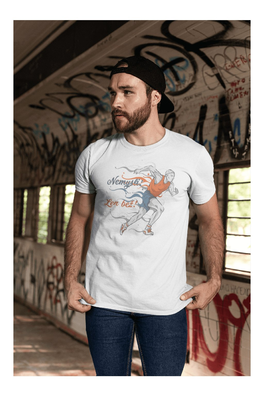 Pánske tričko Nemysli