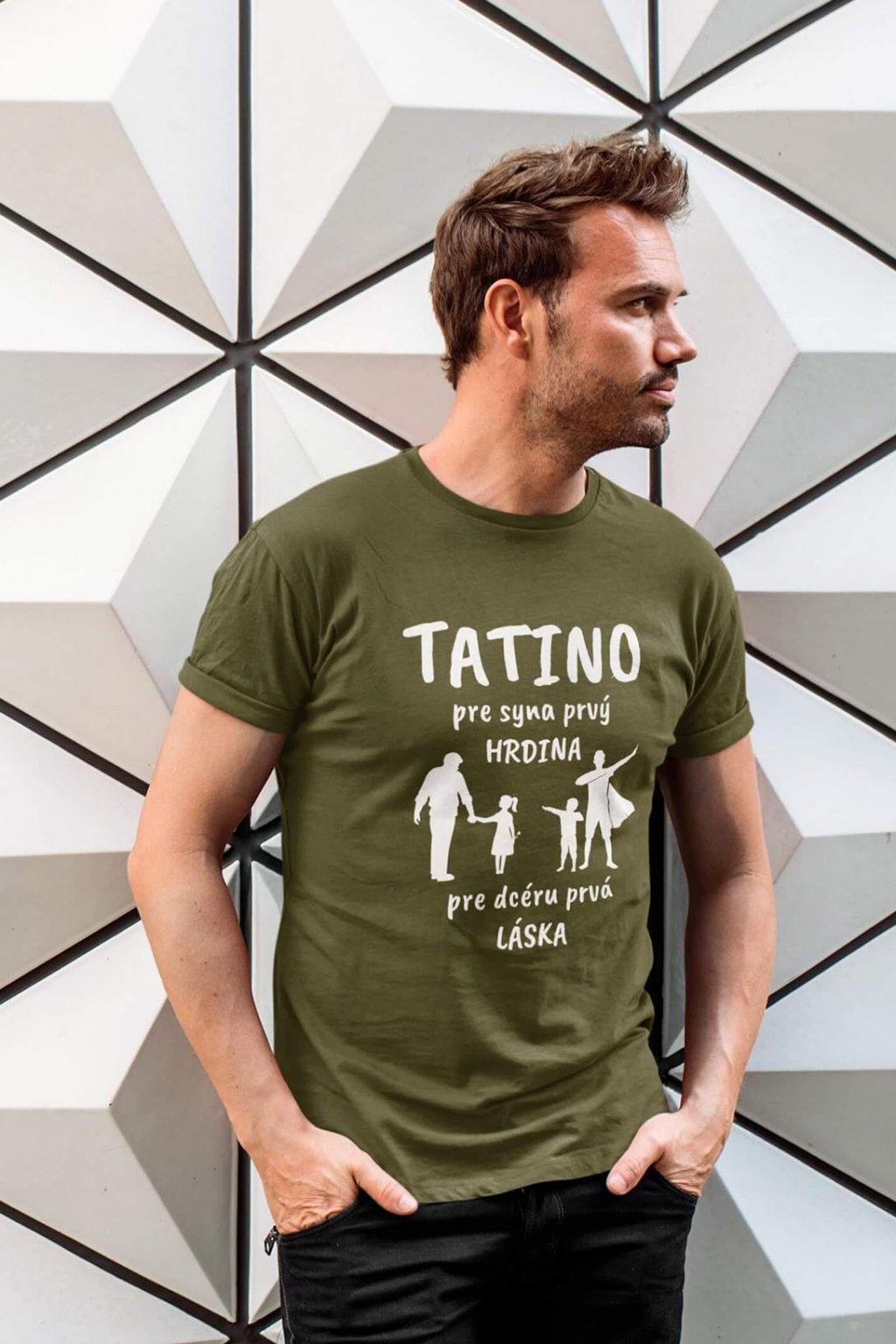 Pánske tričko Tatino