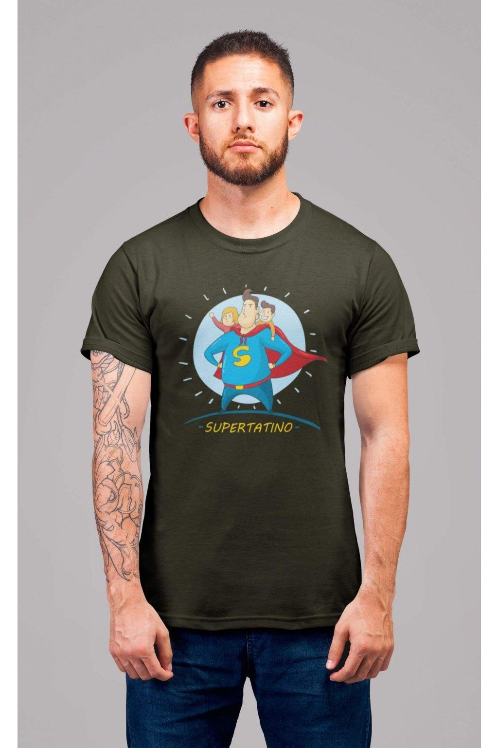 Pánske tričko SUPERTATINO