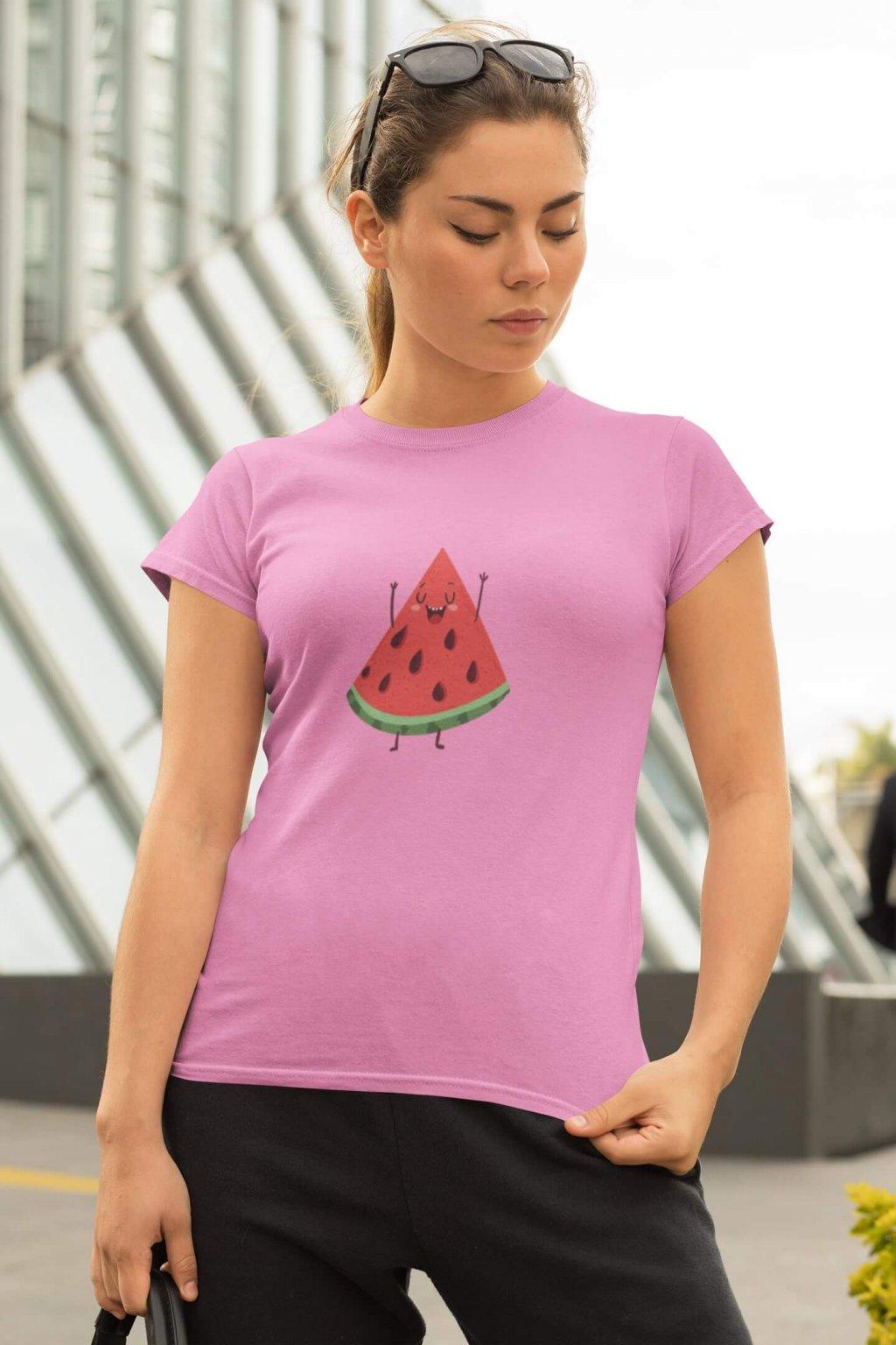 Dámske tričko Melón
