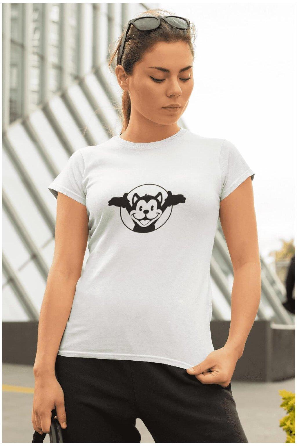Dámske tričko Náručie