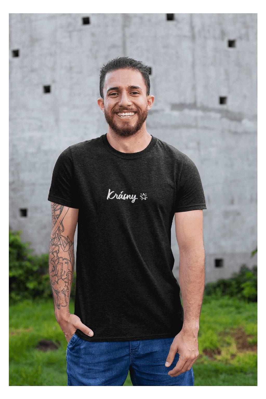 Pánske tričko Krásny