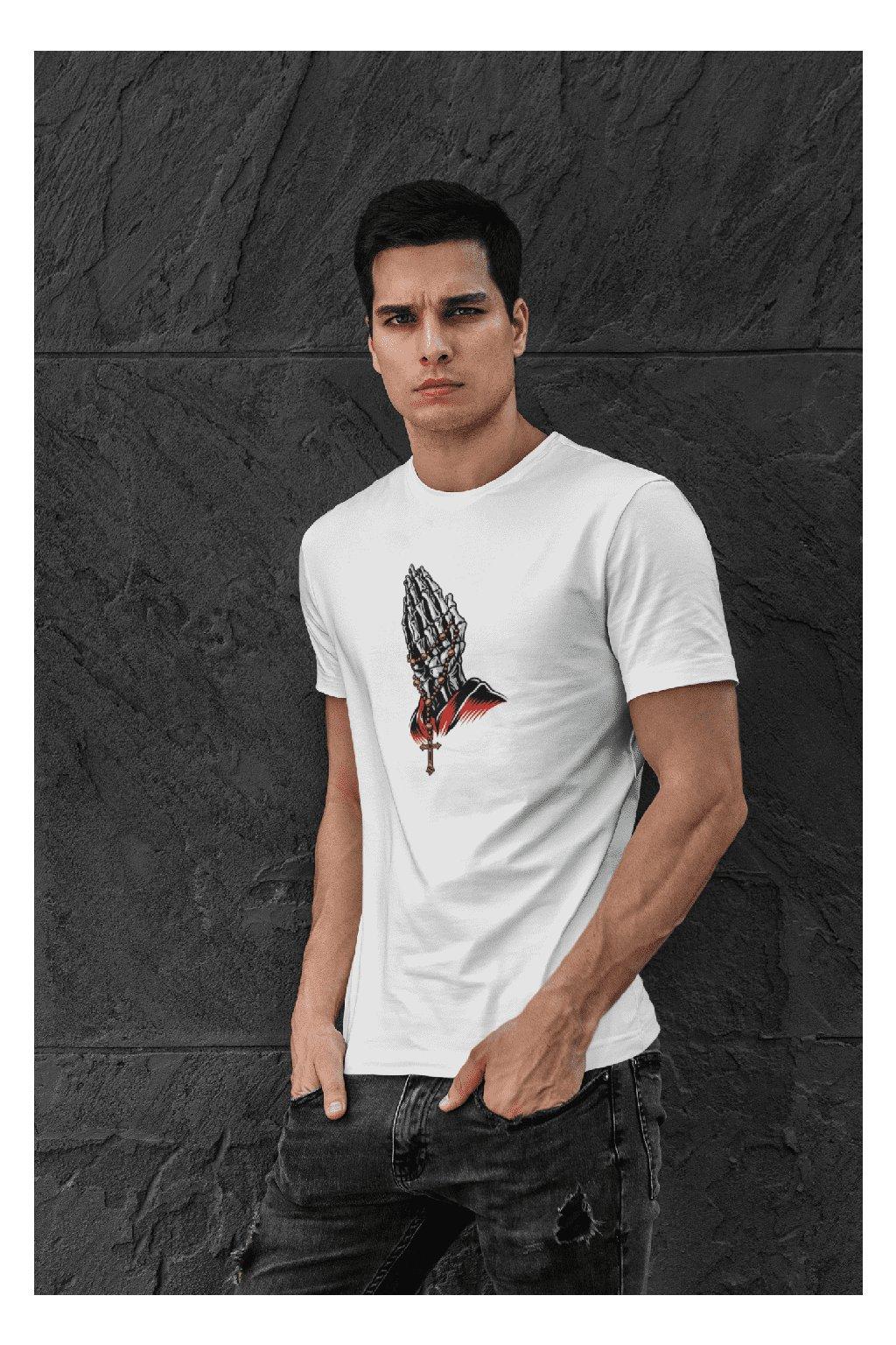 Pánske tričko Ruky
