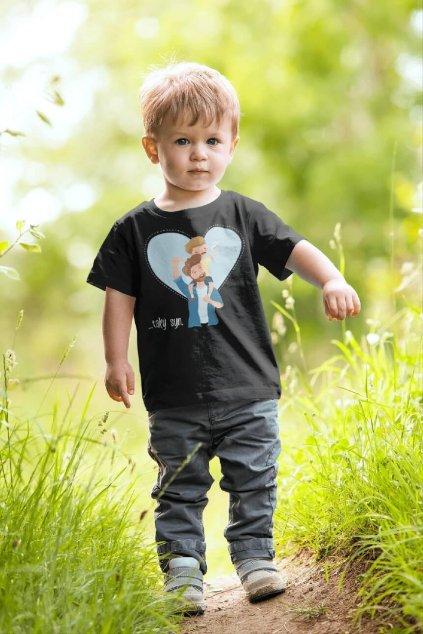 Tričko pre syna Aký otec taký syn