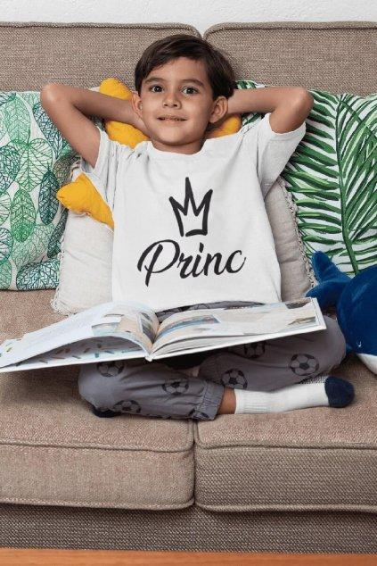 Tričko pre syna Kráľovská rodina