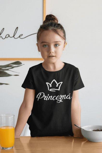 Tričko pre dcéru Kráľovská rodina