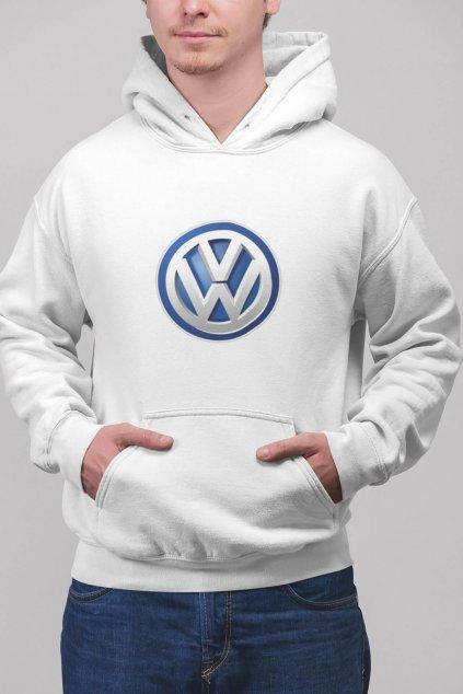 Pánska mikina s logom auta Volkswagen