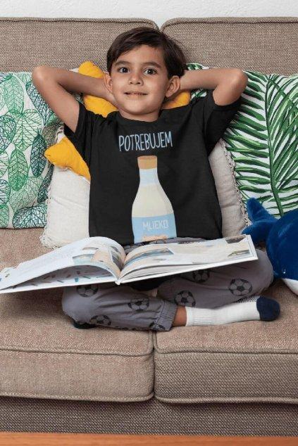 Tričko pre syna Potrebujem