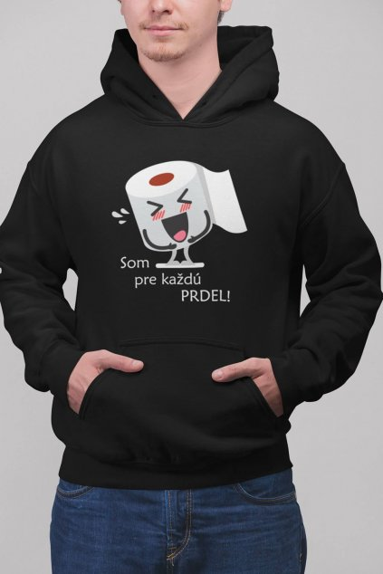 pullover hoodie mockup featuring a blonde man at a studio 23082 (37)