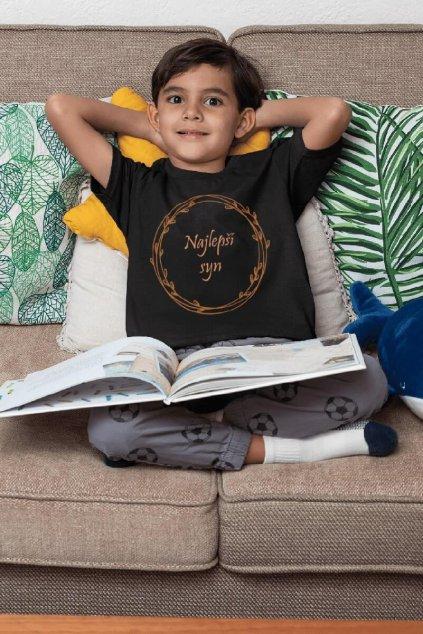 Tričko pre syna Najlepší syn