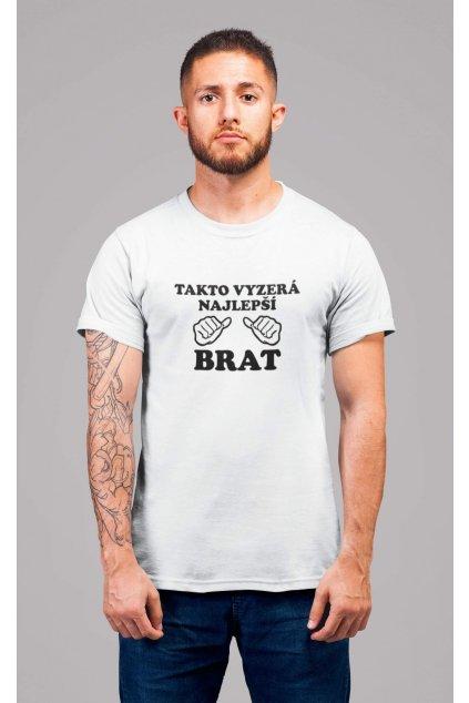 Pánske tričko Najlepší brat