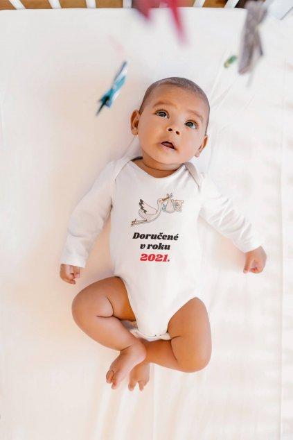 Dojčenské body Doručenie 2021