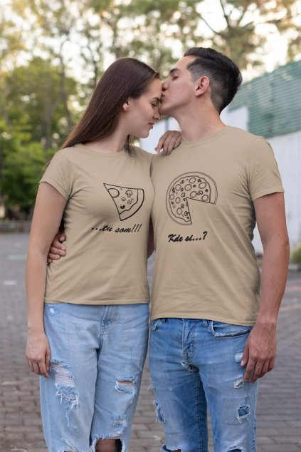t shirt mockup of a man kissing his girlfriend on the street 30747 (5)