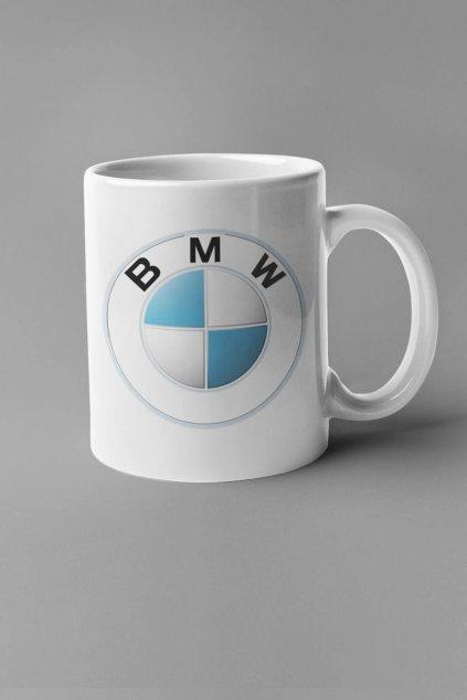 Šálka s logom auta BMW