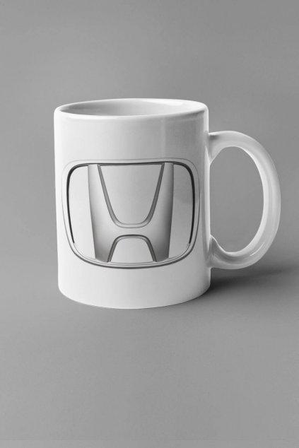Šálka s logom auta Honda