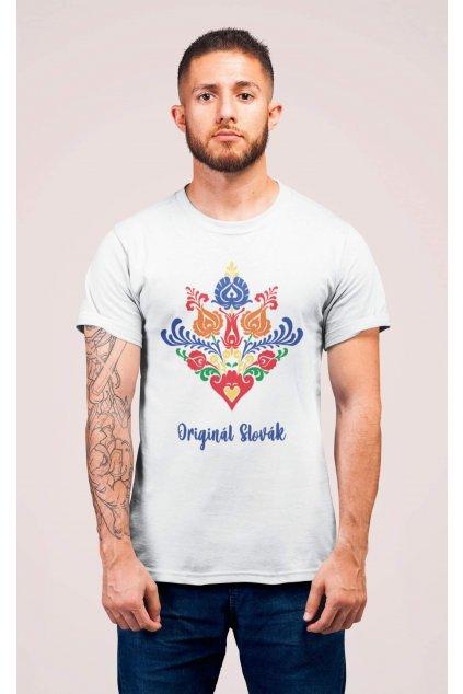 Pánske tričko originál Slovák