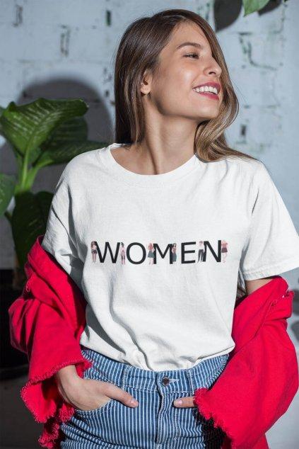 Dámske tričko WOMEN