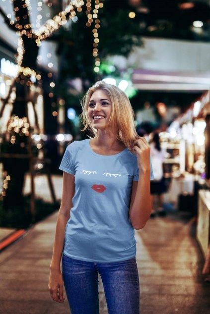 Dámske tričko Pusinka