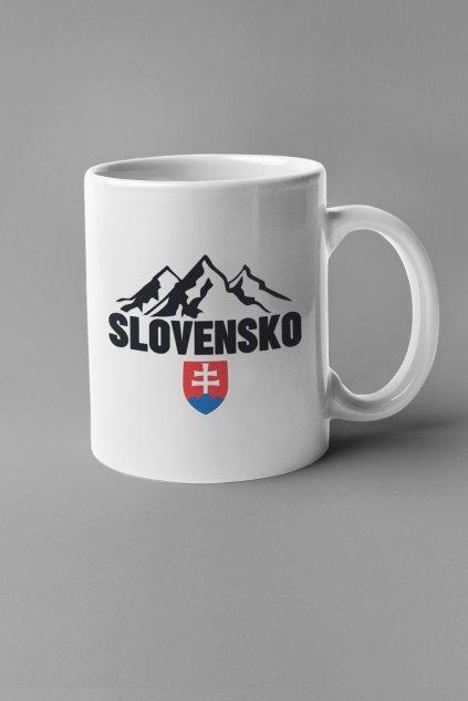Šálka Slovensko