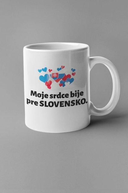 Šálka Srdce bije pre Slovensko