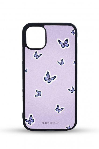 Mobilný kryt Butterflies