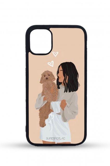 Mobilný kryt Dog lover