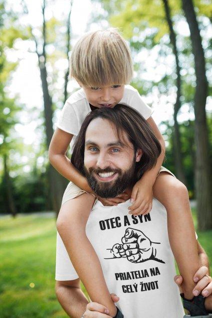 Pánske tričko Otec a syn