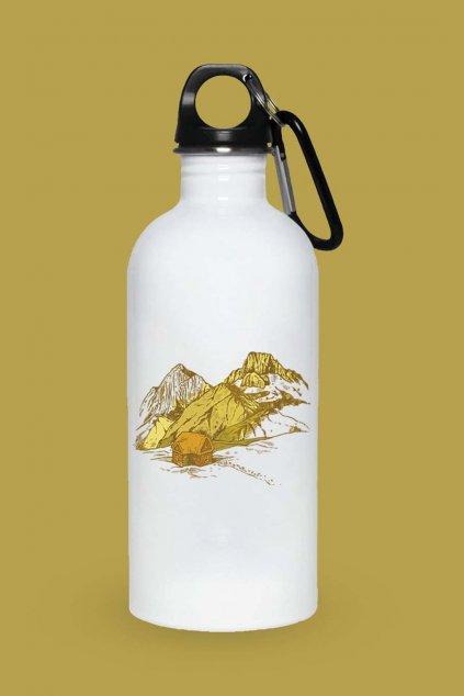 Turistická fľaška Chata pod horami