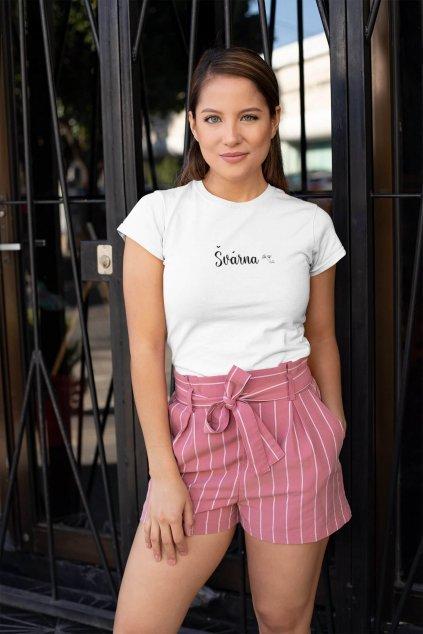 Dámske tričko Švárna