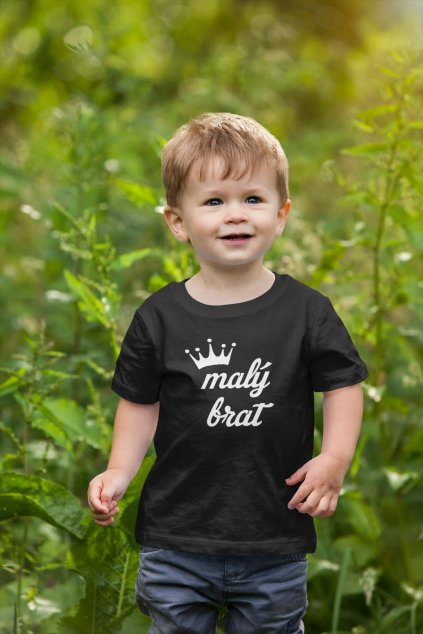 mockup of a toddler wearing a t shirt and walking in nature 2915 el1 (3)