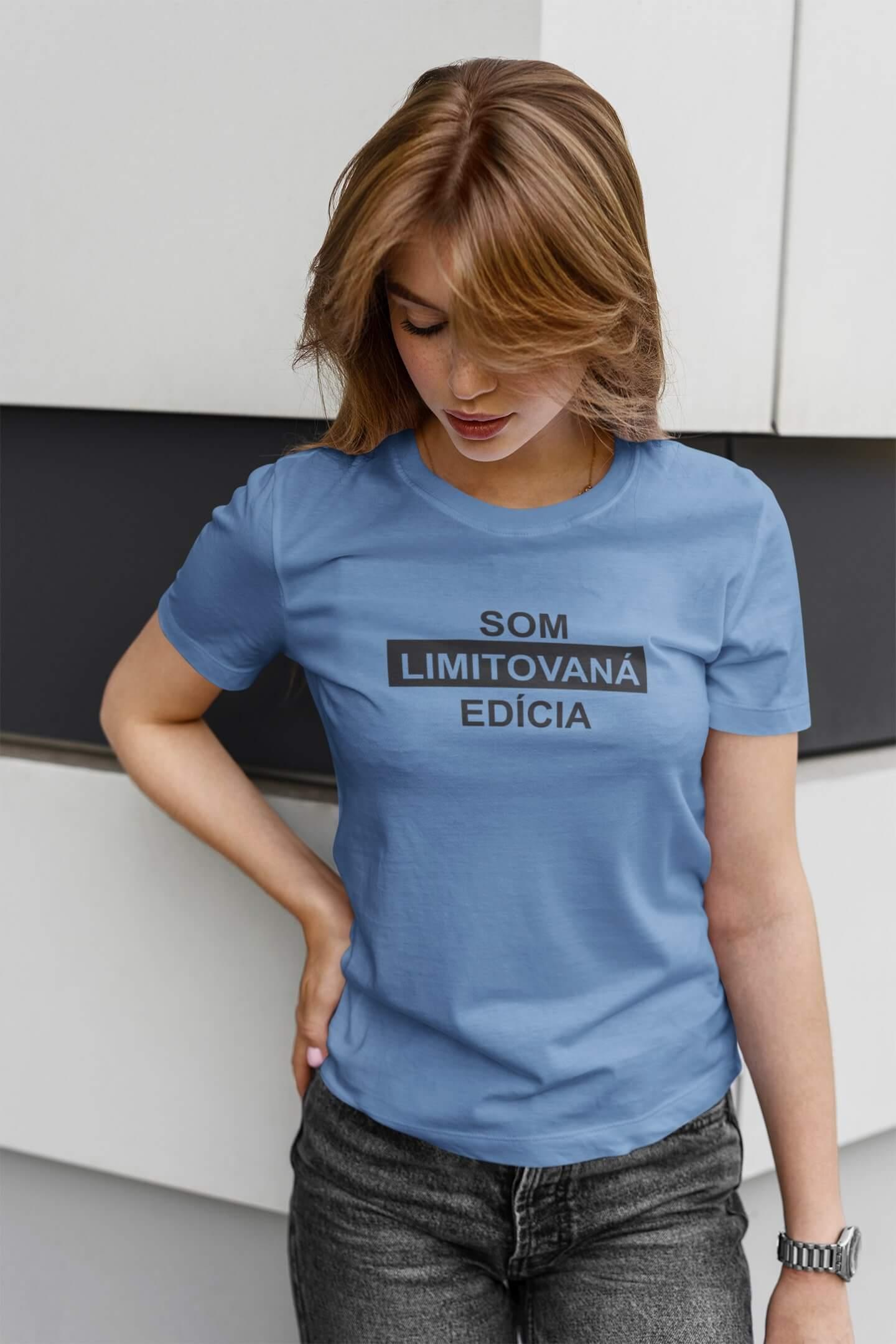 MMO Dámske tričko Limitovaná edícia Vyberte farbu: Biela, Dámska veľkosť: S