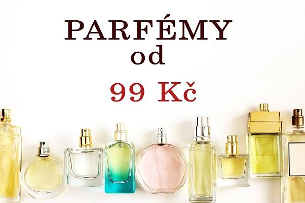 parfémy od 199 Kč