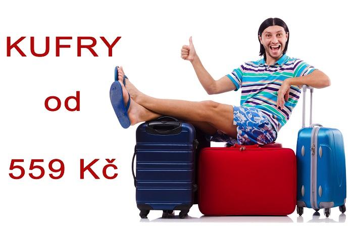 Kufry 549 Kč