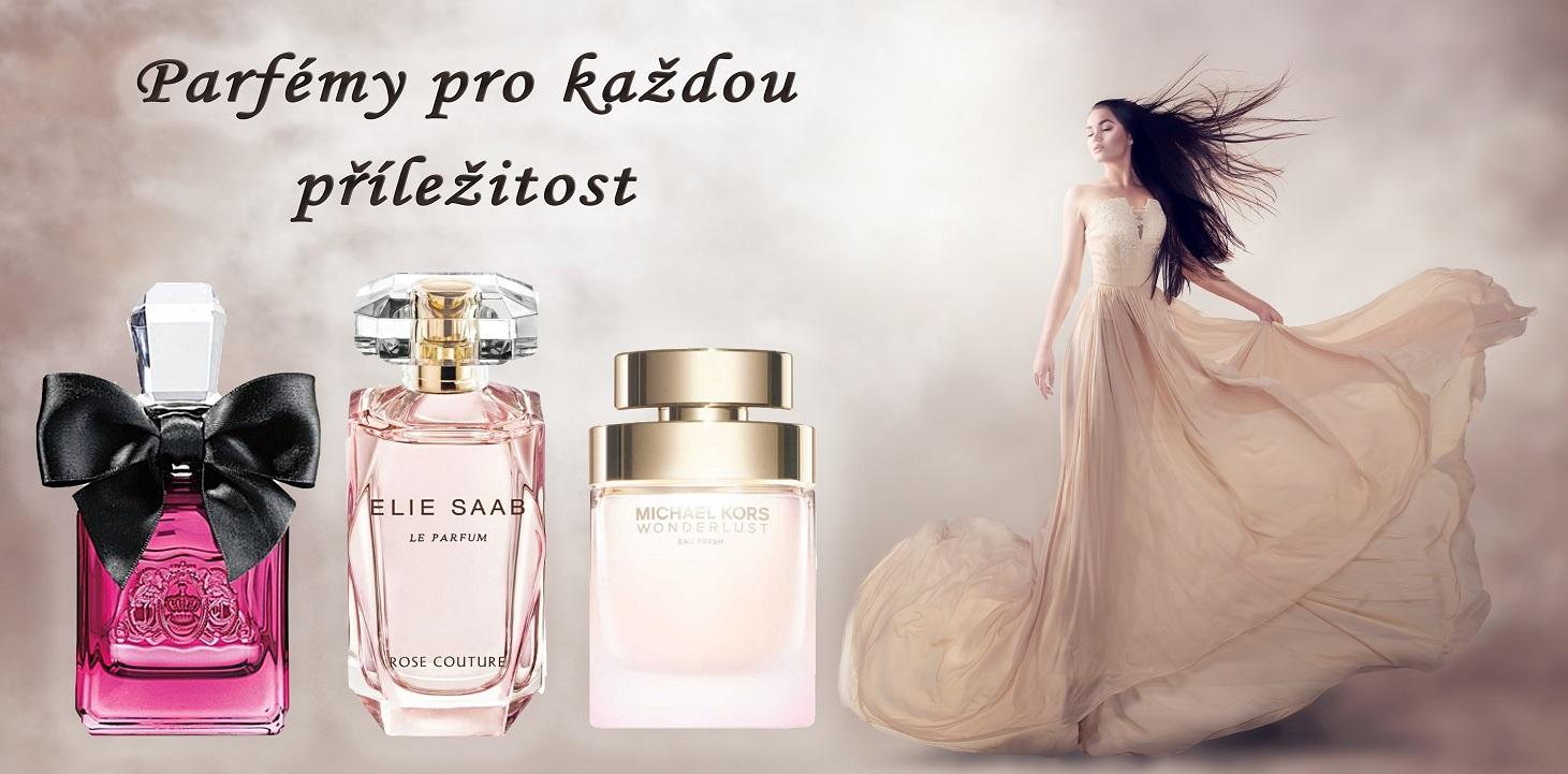 Parfémy pro každou příležitost