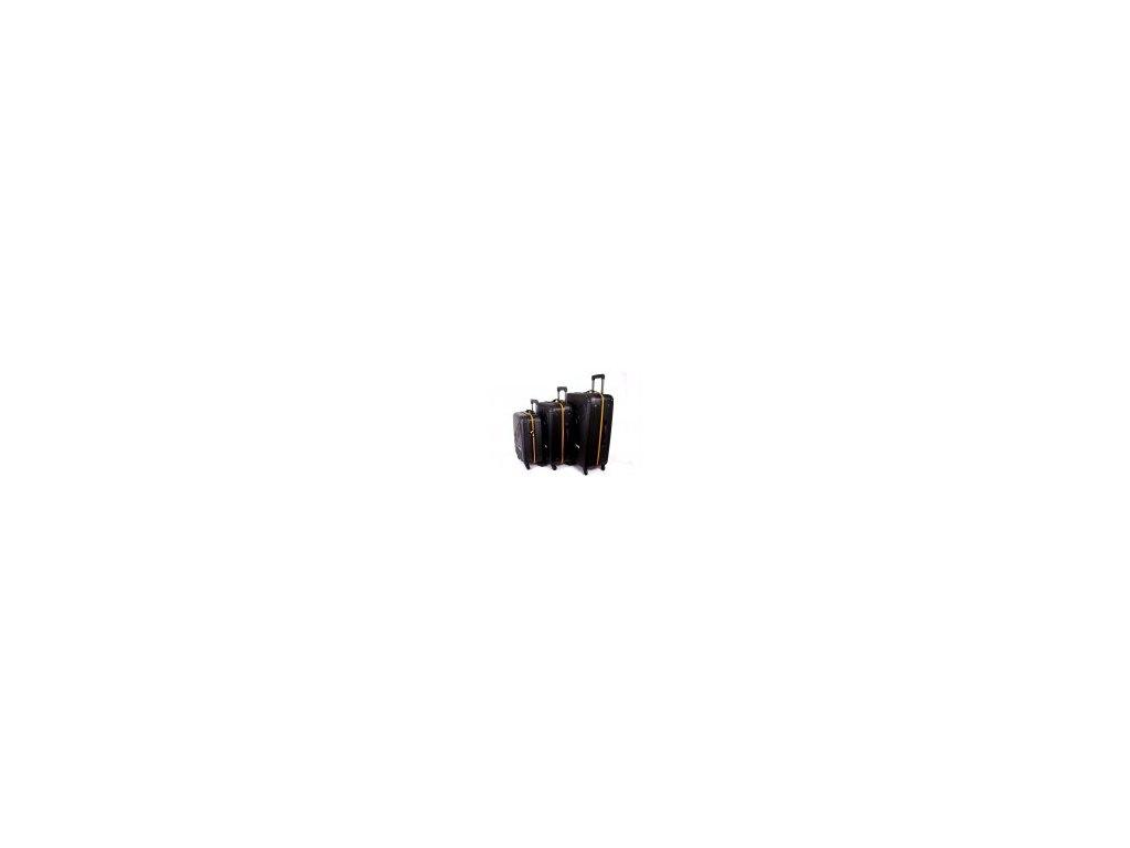 SADA 3 KUFRŮ JCB 006 - BLACK