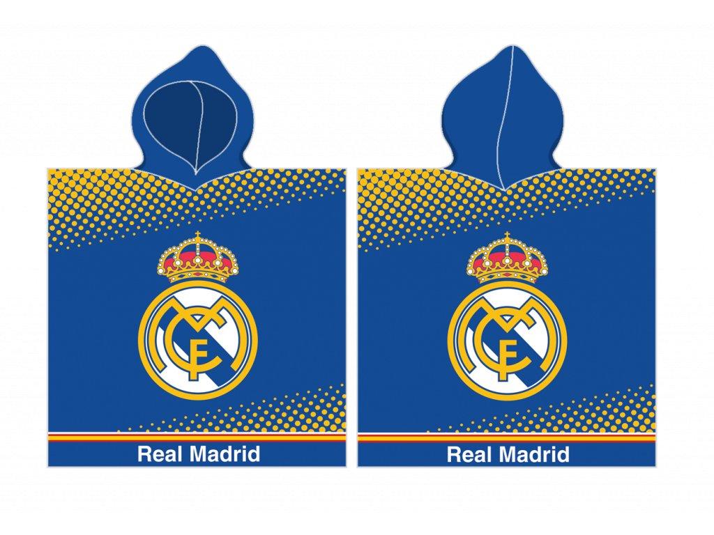 DĚTSKÉ PONČO REAL MADRID 171171