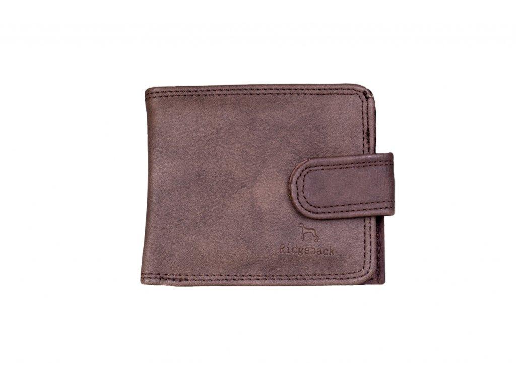 Pánská peněženka JBNC 16 HNĚDÁ
