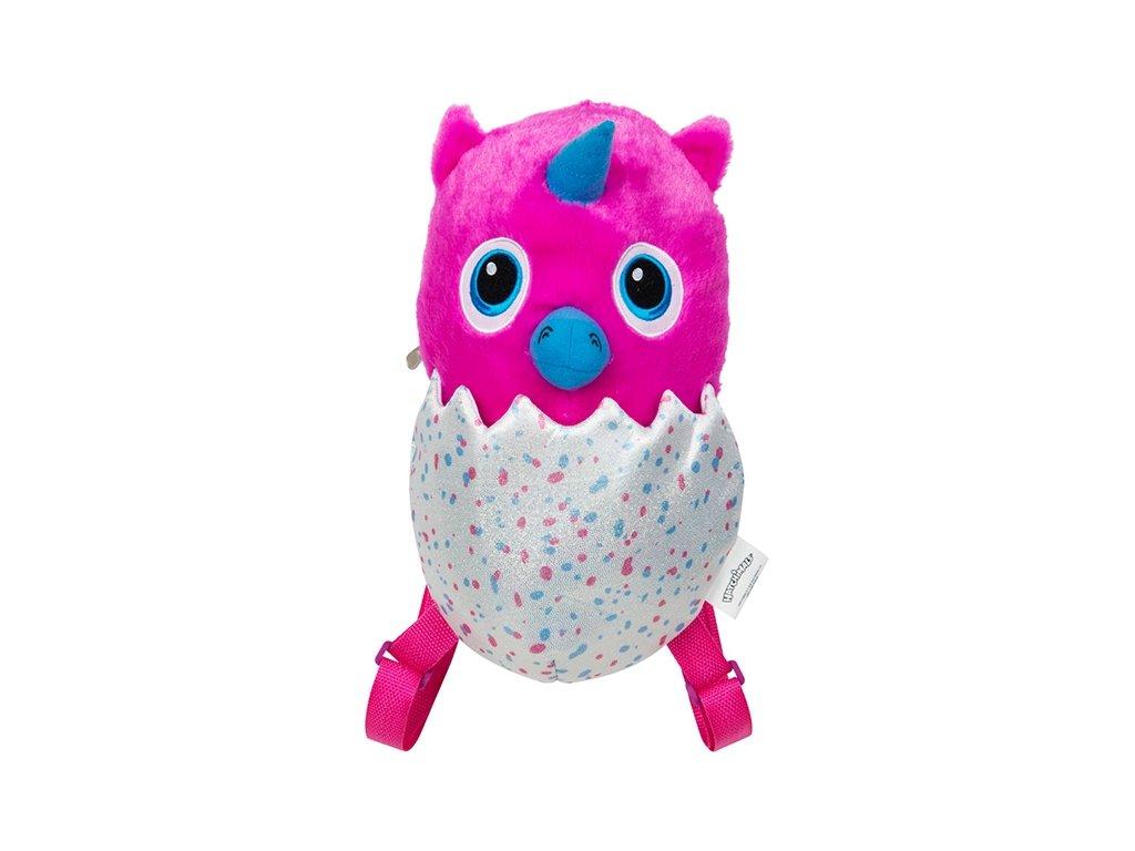 HATCHIMALS - Plyšový baťůžek Owlicom