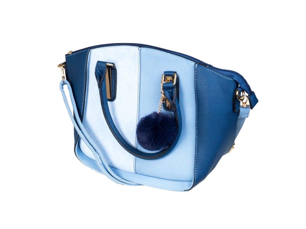 Luxusní kabelka JBFB 249 MODRÁ