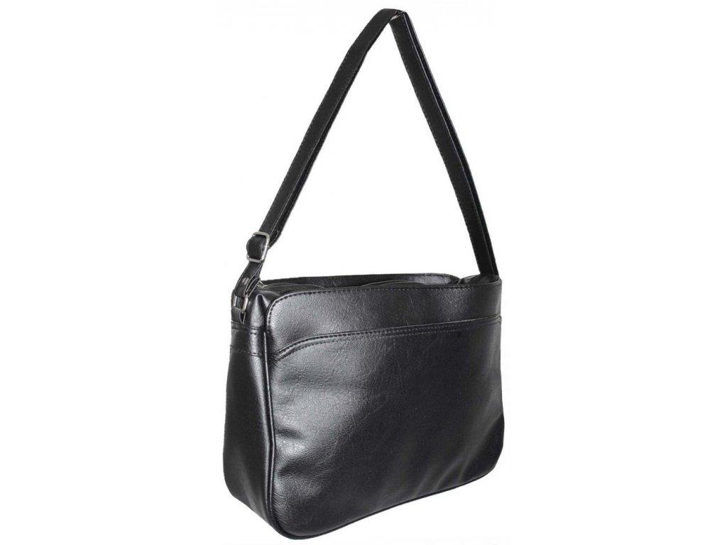 Dámská taška přes rameno JBHB 2539 ČERNÁ